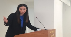 """AK Parti Genel Başkan Karaaslan """"tökezlememizi bekleyenler var!"""""""