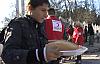 Kızılay'dan yemek dağıtımı!