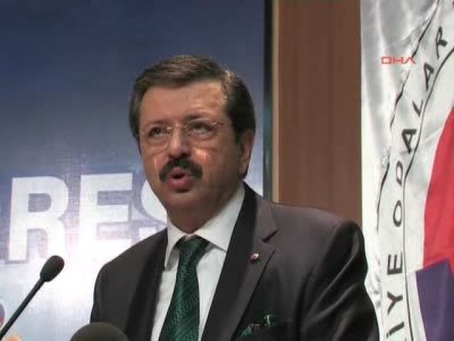 TOBB Başkanı Hisarcıklıoğlu