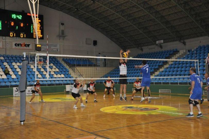 Voleybol'da Milli Eğitim birinci