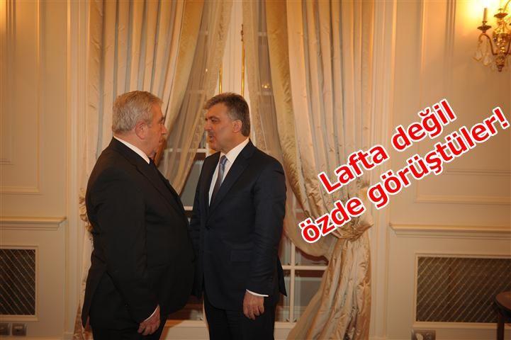 Yardımcı Gül görüşmesinin ana başlığı Edirne'ydi!