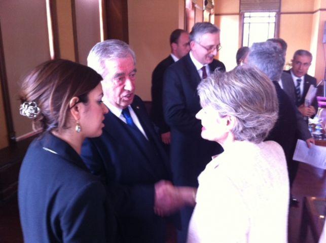 Yardımcı, Irina Bokova'yı Edirne'ye Davet Etti.