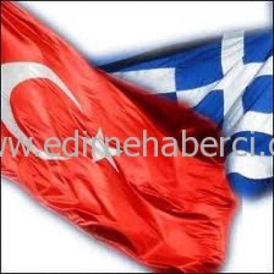 Yunan güvenlik heyeti, Edirne'de