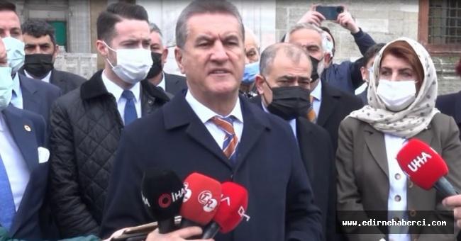 TDH Genel Başkanı Sarıgül açıklamayı kınadı!