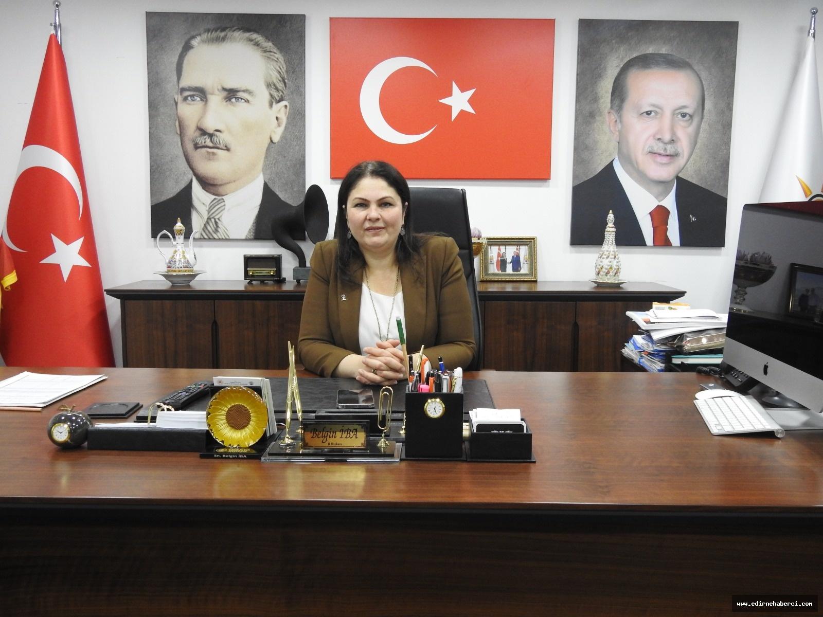 """İba """"19 Mayıs İstiklal ve İstikbal ruhunun kıvılcım aldığı gündür!"""