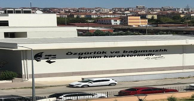 """Edirne Barosu'ndan """"özgürlük ve bağımsızlık"""" vurgusu!"""