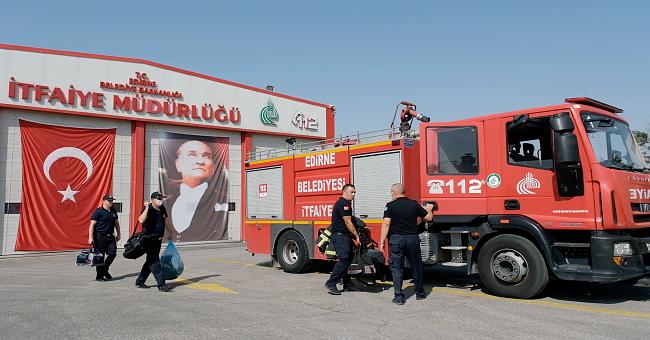 Edirne Belediyesi afet bölgelerine destekte bulunacak