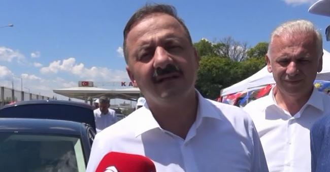 """İYİ Parti İstanbul milletvekili Ağıralioğlu """"Doğu Türkistan Türk'ün namus davasıdır!"""""""