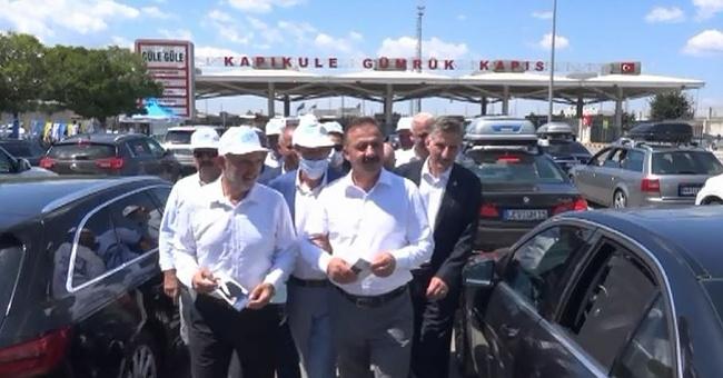 """İYİ Partili Ağıralioğlu """"sınırlarımız kevgire döndü!"""""""
