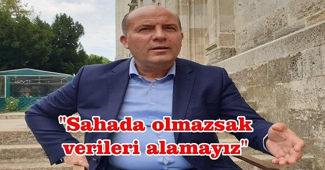"""Özcan """"bin 283 kişilik yönetim kurulumuz var!"""""""