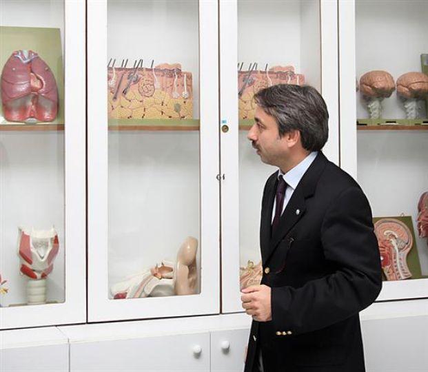 Anatomi Müzesi açıldı