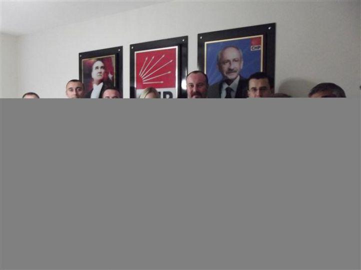 Baro Başkanı Yıldırım'dan, CHP'li Türkay'ı ziyaret etti!