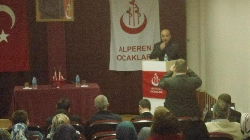 Cankaloğlu''Basın, demokratik hayatımızın vazgeçilmez unsurlarından biridir''