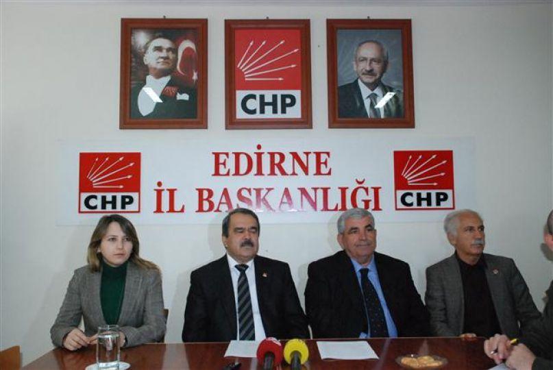 CHP Üreticinin sesi olmaya hazırlanıyor!