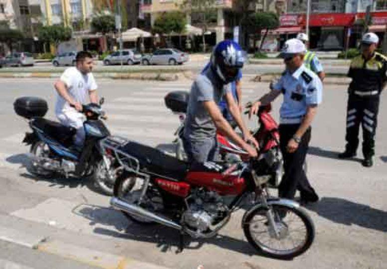Edirne'de 58 sürücüye 9 bin 842 lira ceza kesildi