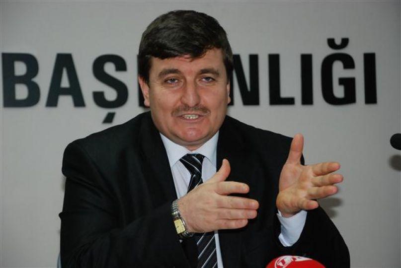 """İl Başkanı Kahve """"Edirne'de bir şeyler değişecek!"""""""