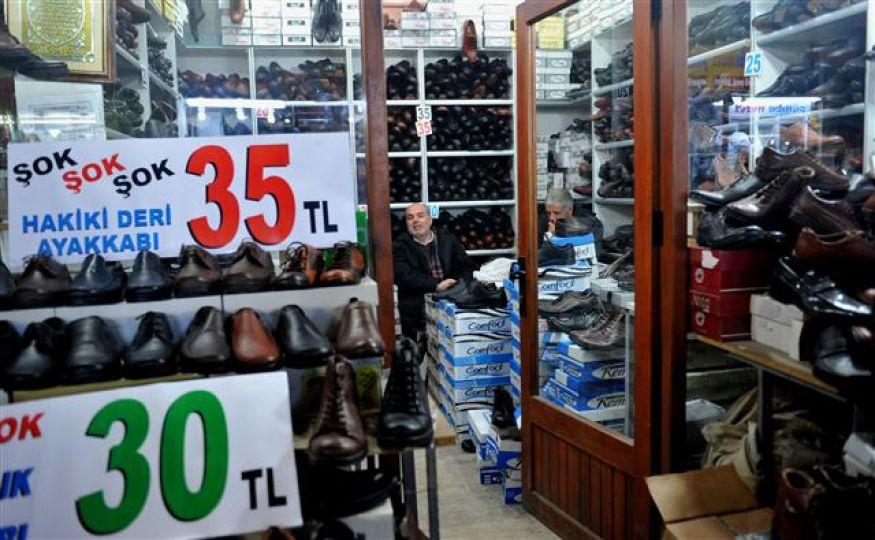 Komşudaki kriz, Edirne'de esnafı etkiledi