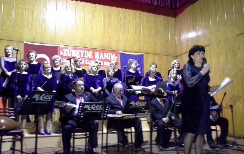 Kosovalı Ata kadınlar korosu Edirne'deydi!