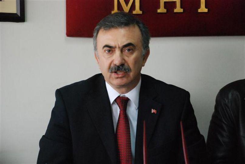 """Şimşek """"     Edirne halkı ne AK Parti'ye mecburdur, ne de CHP'ye mahkumdur."""""""