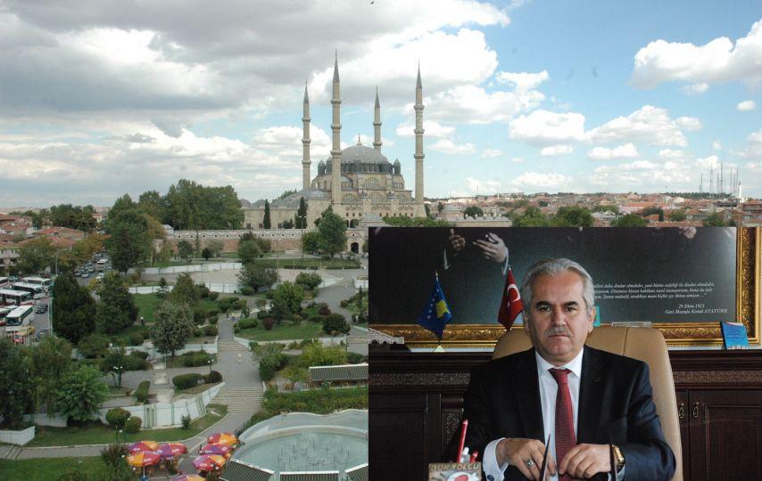 """Taşçıoğlu """"ezan sesi davettir"""""""