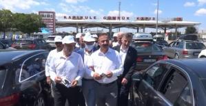 """İYİ Partili Ağıralioğlu """"sınırlarımız..."""