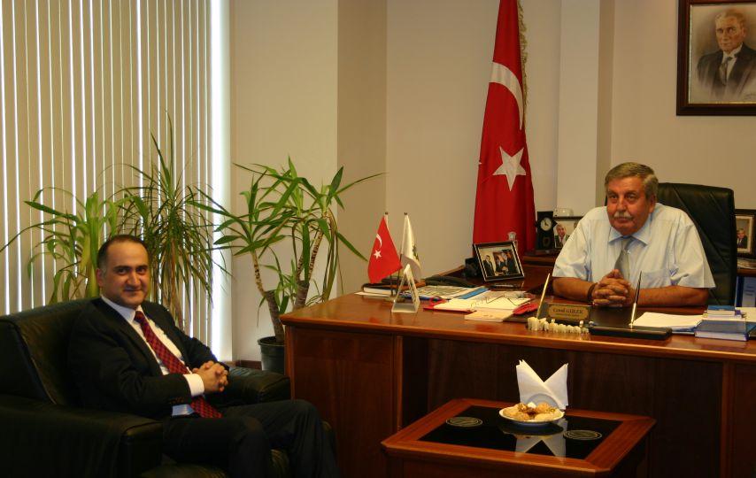 Türkiye'nin Filibe Başkonsolosu Cebeci, Edirne'deydi!