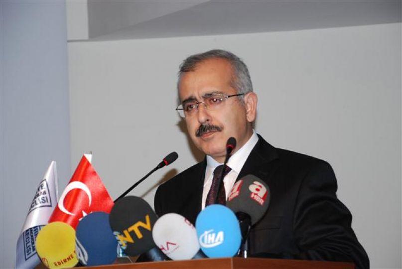 """Vali Duruer """"Edirne'de girişimci yok"""""""