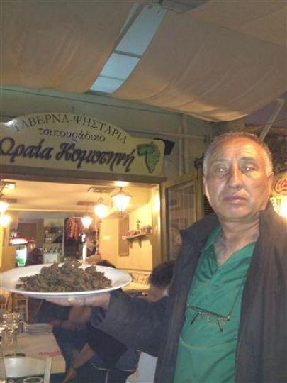 Yunanlılar hayran kaldı!